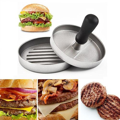Kitchen BBQ Tool Heavy Hamburger Press Burger Meat Beef Grill Patty Maker Mould Kitchen accessories furniture accessories/#