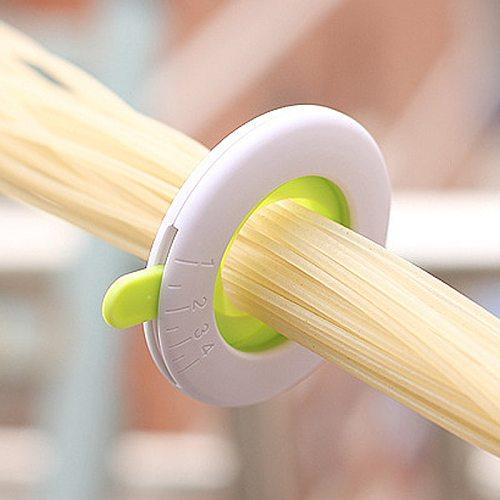 Adjustable Spaghetti Noodle Limiter Measuring Tools Kitchen Measures Home Portions Controller Limiter Measuring 9.5*1cm