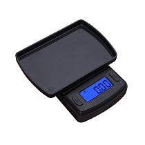 Mini Pocket Digital Scale Electronic Jewelry Balance Weight Scale  Kitchen Weighting Electronic Scales Kitchen Accessories