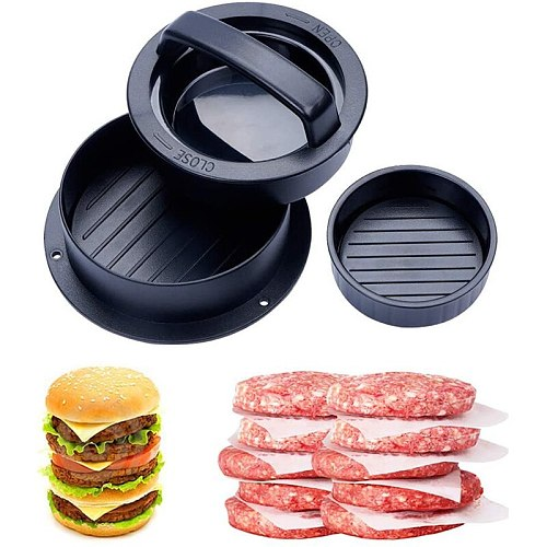 DEOUNY Multifunctional Hamburger Meat Press Combining Meat Patties And Meatballs With Fillings Can Quickly Shape Kitchen Tools