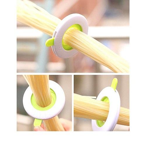 New Adjustable Macaroni Noodles Measuring Controller Spaghetti Measuring Ruler Health Meter