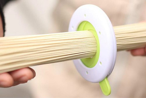 Innovative Compact Spaghetti Measures Kitchen Gadgets Noodle Measuring Tools / Adjustable Portion Guide for One to Four Servings