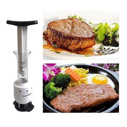 Meat Tenderizer Steak Meat Injector Tenderizer Meat Marinade Injector