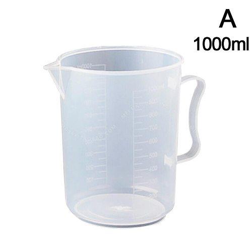 250/500/1000/2000Ml Spout Measuring Cup Cooking Liquid Handle Kitchen pour Durable Kitchen Sale With Jug Spout Tool Pitcher V1F5