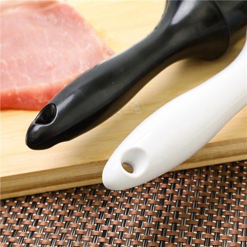Stainless Steel Tenderizer Kitchen Meat Tenderizing Needle Steak Steak Tenderizers Pork Chop Hammer Tool