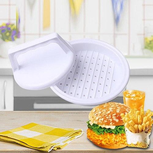 1pc Hamburger Maker Kitchen Accessories Non-stick Hamburger Press Mode Kit Easy To Clean Accessories For Kitchen Kitchen Tools