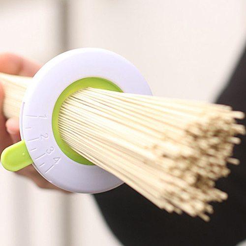 Spaghetti Measure Noodles Measuring Tool 1-4 People Adjustable Pasta Measure Tool Limiter Dispenser Kitchen Noodle Measures