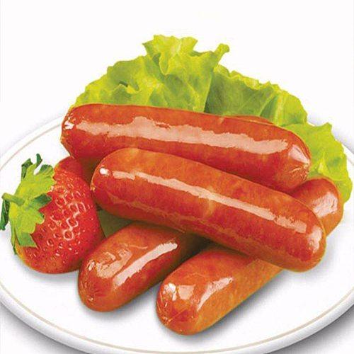 6pcs/Lot Large Casings for Sausage Salami Each Length:100cm  Wide:75mm,Salami, Sausage Packaging Tools Inedible Casings