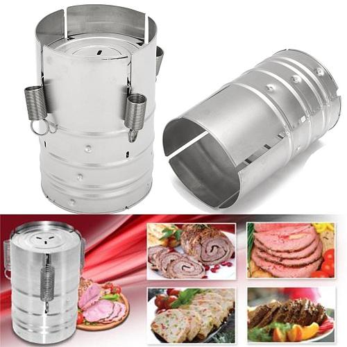 Durable Reliable Ham Press Maker Poultry MachineKitchen Cooking Tool 3 Layers Stainless Steel Easy to Disassemble Easy To Clean