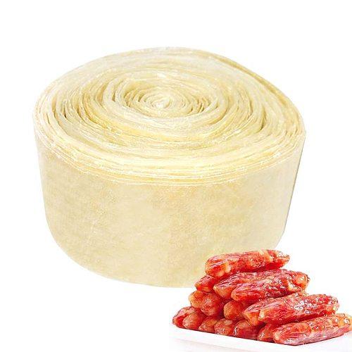 50mm Sausage Casings Machine Filling Tools Casing For Sausage Tube Casing for Sausage Hot Dog Ham Gut Maker Salami Stuffer Tools
