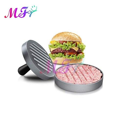Round Shape Burger Press Home Kitchen Hamburger Meat Press Beef Grill Hamburger Patty Maker Mold  Mould Tool