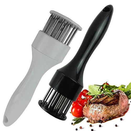 Suitable Stainless Steel Meat Tenderizer Hammer Meat Steak Chicken Tenderizer Needle Mallet Hammer Kitchen Gadgets