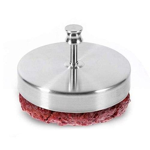 3Pcs Non-Stick Burger Press,Stainless Steel Hamburger Press,Vegetable Burger Patty Maker,for Delicious Hamburger Patties