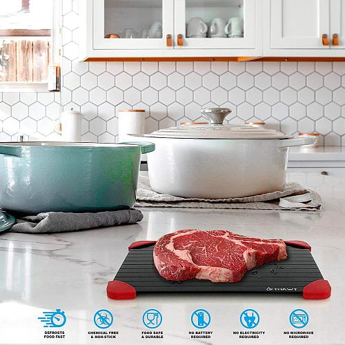 Dropshipping Defrost Tray Defrosting Thaw Wholesale Lowest Price Cheapest