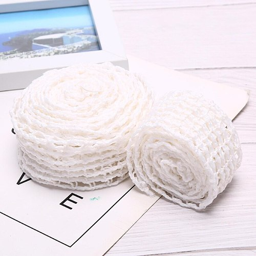 1/3 Meter Cotton Meat Net Ham Sausage Roll Net Hot Dog Net Butcher's Strings Sausage Packaging Tools Kitchen Meat Cooking Tool