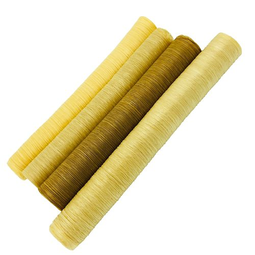 14/15 Meters x 20/26/28/30MM Dry Collagen Sausage Casing Tube Meat Sausages Casing For Sausage Maker