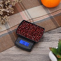 High Precision Measuring Scales Kitchen Scales Gold Jewelry Scales Food Kitchen Scales Portable Digital Electronic Scales