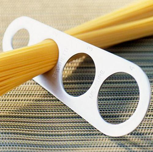 Kitchen Gadget Stainless Steel Pasta Spaghetti Measurer Portion Control Noodles Measurer Wholesale LX2136