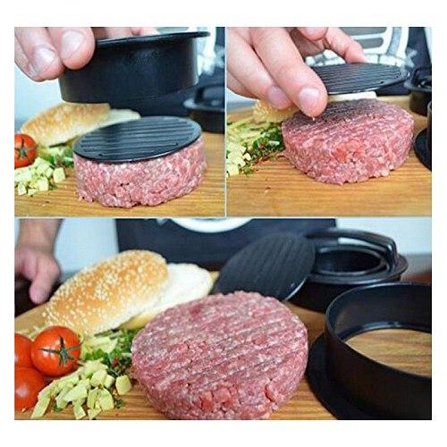 Combination Hamburger Meat Press Non-Stick Patties Hamburger Shape Mold Patties Hamburger Handmade Meat Mold Tool