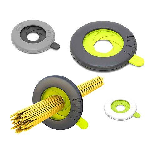 New Noodle Pottery Noodle Picker Adjustable 1-4 Person Pasta Volume Measurement Metering Cooking Tool Kitchen Gadget