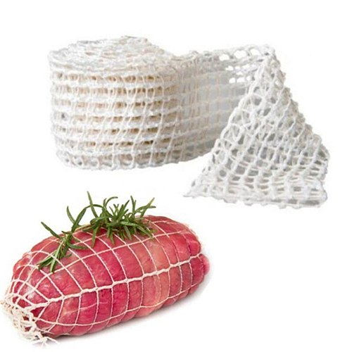 1 Meter Meat Net Rope Sauced Knuckle Ham Sausage Roll Net Butcher's Strings Sausage Packaging Tools Kitchen Cooking Tool