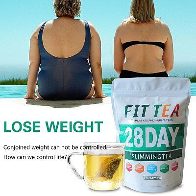 28days100% Pure Natural Detox Tea Bags Colon Cleanse Fat Burn Weight Loss Tea Man Women Tea Belly Slimming Tea Slimming Product