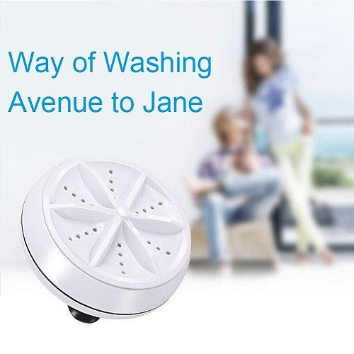 Portable Washing Machines for Bowls Clothes Glasses Fruits Vegetables Tea Sets DAG-ship