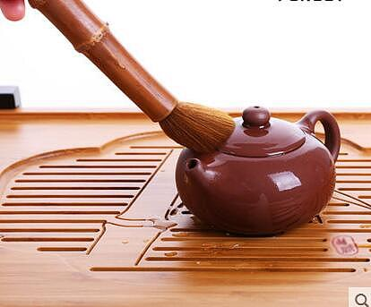 pen shaped tea brush sweeping tool tea ceremony accessories