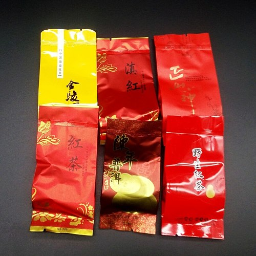 6 kinds of  Black Tea 36 bags High quality Chinese Ginseng oolong Green food Tea