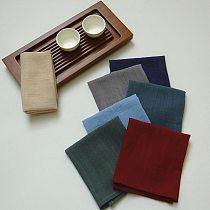 Cotton Linen Tea Napkin Teapot Bowl Cleaning Towel Table Handkerchief Cloth Party Dinner Restaurant Desktop Decoration