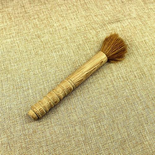 1pc Tea Brush Creative Fashion Wooden Cleanning Brush Kettle Brush For Tea Tray Tea Accessories