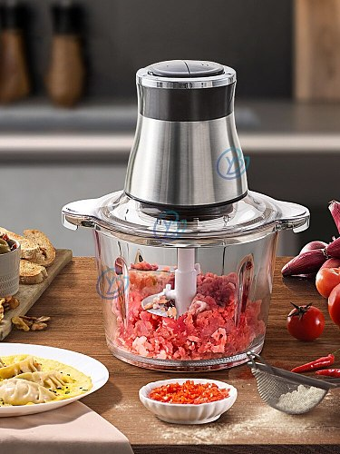 Multi Functional Meat Grinder Electric Cuisine Powerful Food Processor Stuffers Sausage Keukenmachine Cooking Appliances BF50MG