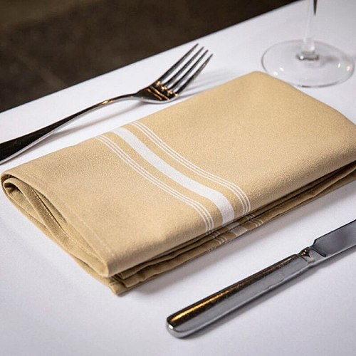 10pcs Hotel napkin cloth Mouth cloth Hand towel Color bar napkin Western restaurant mouth cloth Cup wiper