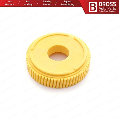 BWR5385 Electrical Power Window Regulator Repair Lifter Motor Gear 6104110, 6104120 for Chery A1 A3 E3 E5 QQ A11 Tiggo Teeth: 65