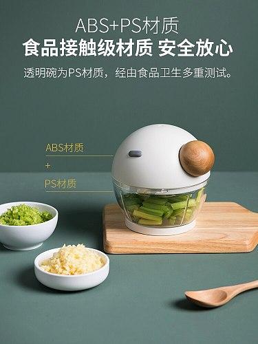 Hand Pull Vegetable Manual Meat Grinder Parts Food Stuffer Stand Meat Grinder Professional Moedor De Carne Kitchen Tools DF50JR