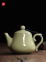 Charm Teapot Large Ceramic Cozy with Infuser for Loose Tea Kung Fu Container Chinese Teapot Zaparzacze Do Herbaty Teaware BD50TT