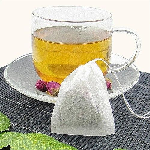 Tea Bags 100 Pcs/Lot Bags For Tea Bag Infuser With String Heal Seal 5.5 x 7CM Sachet Filter Paper Teabags Empty Tea Bags