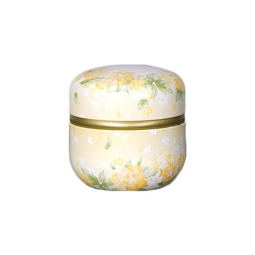 Retro Mini Tin Tea Coffee Candy Storage Box Candle Holder Round Metal Case Wedding Party Favor Organizer Container Gift X7JE