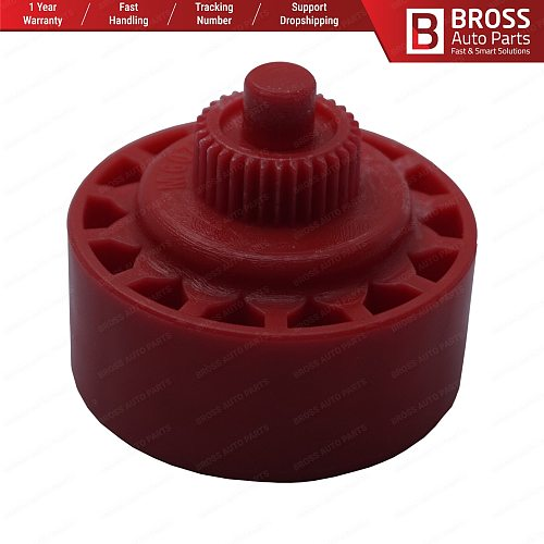 BWR5265 Manual Rear Window Regulator Lifter Inner Gear for VW Golf 4 Bora Polo  Outer Diameter: 44.20 mm, Gear Diameter:17.60 mm