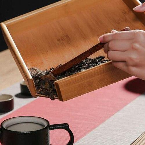 Wooden Kung Fu Tea Brush Sweeping Tool Tea Brush Wood Tea Brushing Accessories Japanese Tea Set Matching