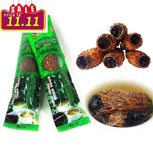 Oolong tea  Tea bag bitter melon tea Oolong tea cooked tea in summer to fire bitter melon tea 250g