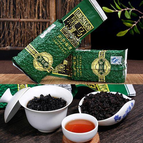 250 gvacuum bag Black Oolong Tikuanyin Lose Weight Tea Superior Oolong Tea Organic Green  Tea  Green Food