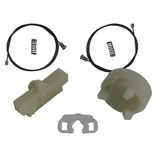 Free Shipping New Electrical Power Window Regulator Lifter Repair Set Front Right Door 51723317 For Fiat Grande Punto Evo 199