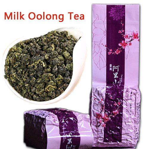 Oolong Tea Taiwan Milk Oolong Tea Alishan Tea Bag 160 g 320 g Organic Green Tea