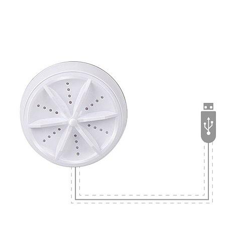 Portable Ultrasonic Washing Machines for Bowls Clothes Glasses Fruits Vegetables Tea Sets PAK55