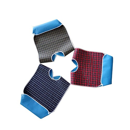 Waterproof Adult Mealtime Bibs Clothes Bib Cook Protector Tool Table Napkin