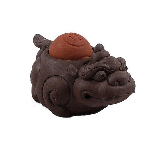 Ceramic tea pets, home decoration, tea play, tea ceremony accessories