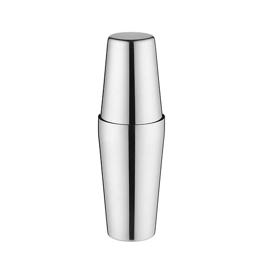 Professional S75-9 600ML Stainless Steel Cocktail Shaker Set Boston Style Shaker Wine Mixer Drinking Tool for Bartender Gifts