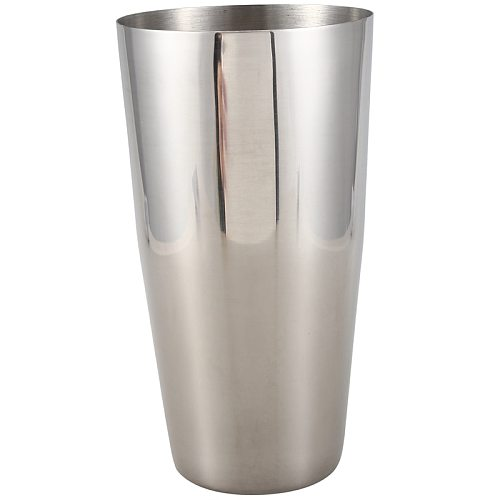 Stainless Steel Mixer Shake Beverage for flair bartenders Cocktail shaker, Silver