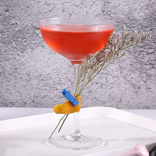 Bar Soul Natural Dried Flowers A Bunch Beautiful Cocktail Decoration Creative Decoration Bar Drinks Decoration